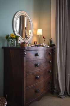 The Rented Home - Chest Of Drawers