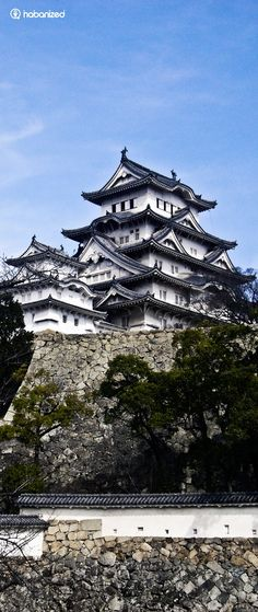 Himeji castle in Japan. Where hubby proposed :)Ancient Himeji castle in Japan. Where hubby proposed :) Beautiful Castles, Beautiful Buildings, Beautiful Places, Japanese Architecture, Art And Architecture, Places To Travel, Places To See, Himeji Castle, Japanese Castle