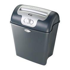 Papierversnipperaars voor thuisgebruik vindt je onder 'licht gebruik' terwijl zakelijke machines onder 'dagelijks' en 'intensief' te vinden zijn.
