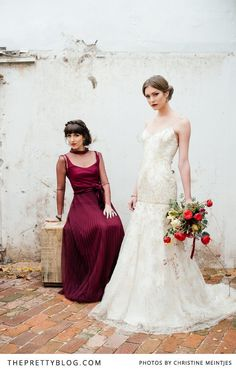 Pantone's 2015 Color: 100 Marsala Wedding Ideas Woodland Wedding, Autumn Wedding, Red Wedding, Wedding Colors, Wedding Styles, Ivory Wedding, Wedding Stuff, Marsala, Garnet Wedding