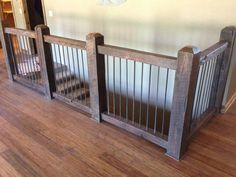 Like this stair railing!
