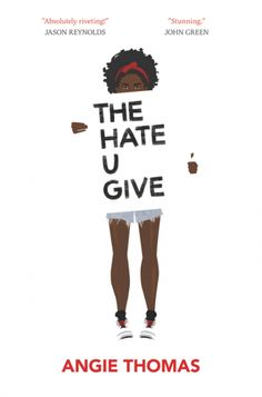 The Hate U Give by Angie Thomas is out February 28th, 2017! Sixteen-year-old Starr Carter moves between two worlds: the poor neighborhood where she lives and the fancy suburban prep school she attends. The uneasy balance between these worlds is shattered when Starr witnesses the fatal shooting of her childhood best friend Khalil at the hands of a police officer. Khalil was unarmed.