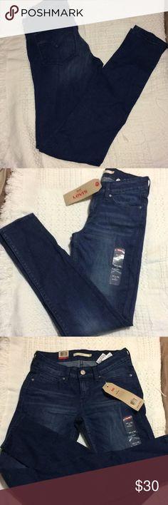 NWT 711 Levi's skinny jeans NWT 711 Levi's skinny jeans  26 x 32 Levi's Jeans Skinny