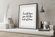 LANA DEL REY Lyrics I Will Love You Till The End Of by TheCasaNova