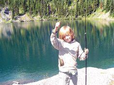 Jenny Lake Fish Noah