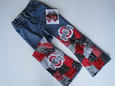 Custom Made to Order Ohio State University OSU by BritchesNBows, $49.00