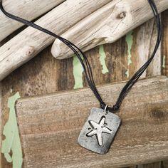 Sassy Starfish Necklace - Anju Jewelry