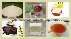 Las Mejores Salsas del Mundo