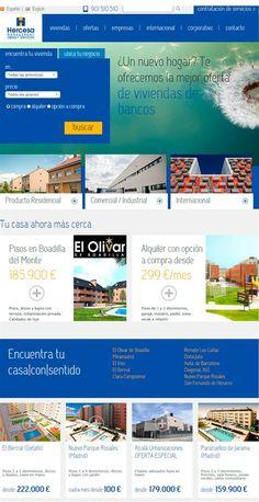 Nuevo Portal Hercesa |casas con sentido|
