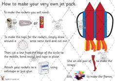 Teacher's Pet - My Alien Design - Premium Printable Classroom Activities and Games - EYFS, KS1, KS2, aliens, outer, space, designing, featur...
