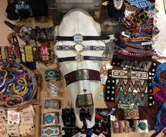 O.M.G. Accessories heaven!  Southern Thread Austin, TX.