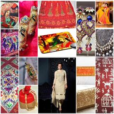 Accessories, Decor, fashion ...All about The Bollywood Bazaar