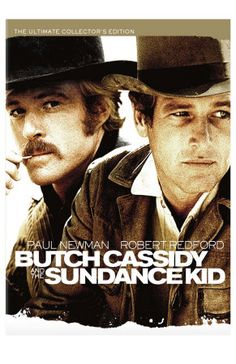 Butch Cassidy and the Sundance Kid (1969) starring Robert Redford, Paul Newman and Katharine Ross