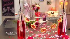 Enie backt die perfekte Liebeserklärung. Die herzige Keksgirlande aus Blätterteig kann das Herz nur erweichen und zaubert romantische Stimmung in die Luft.