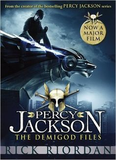 My favorite book is the Percy Jackson series because im in it!!