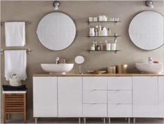 Meuble salle de bain ikea | Meuble décoration maison
