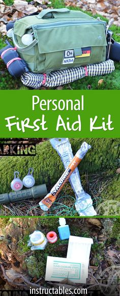 A re-creation of the personal first aid kit I carried and used quite extensively during my time in Afghanistan from 2010–2014.