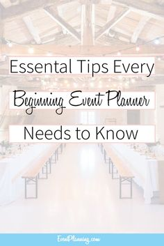 How To Work From Home As An Event Planner  Planners Business And
