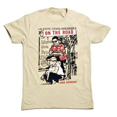 On The Road Tee Men's