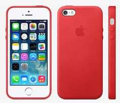 Apple iPhone 5s Case (Red)