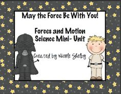 Adventures of a Third Grade Teacher: We Have the Force! (I can't even use this for my preschoolers, I just love Star Wars!)