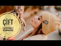 Çift Lastikli Bere Yapımı - YouTube Martini, Make It Yourself, Youtube, Instagram, Martinis, Youtube Movies