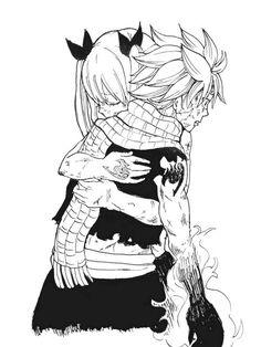 natsu y lucy, fairy tail natsu Fairy Tail Lucy, Nali Fairy Tail, Arte Fairy Tail, Fairy Tail Comics, Image Fairy Tail, Fairy Tail Family, Fairy Tail Guild, Fairy Tail Couples, Fairy Tail Manga