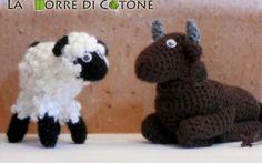nativity ox and sheep