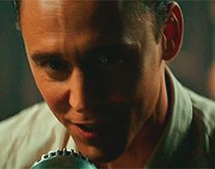 """It stars the chameleonic British actor Tom Hiddleston. American audiences first took notice of him when he played the elegant and evil Loki in ""Thor"" (2011). Since then, he's been unrecognizable as F. Scott Fitzgerald,...Hiddleston, 35, who gives Williams an awkward physical stance, a self-assured swagger, and a twinkle in his eyes..."" Link: https://www.bostonglobe.com/arts/movies/2016/03/24/tom-hiddleston-talks-about-playing-hank-williams/7KWqfhQvbmqtYZeQdaeGaL/story.html"