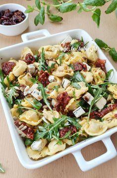 Tortellini, Prosciutto, Pasta Salad, Potato Salad, Potatoes, Lunch, Ethnic Recipes, Food, Crab Pasta Salad