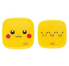 1/8 in the set - Pokemon Center Original Pikachu sealed container a two-piece set Japan by Pokemon Center