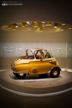 Isetta  - Pin by Corb Motorcycles
