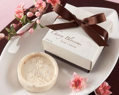 beautiful handmade soap for wedding gift - fancybt.com
