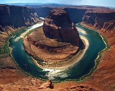 Ride along the Rio Grande River in Big Bend National Park and you'll see this beautiful American landscape.