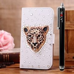 M-LV LG Optimus G Pro E980 F240k F240s f240l Leather Diamond Bling crystal Folio Support Smart Case Cover With Card Holder & Magnetic Flip Horizontals - Britain Gold Leopard M-LV http://www.amazon.com/dp/B00JB45ARE/ref=cm_sw_r_pi_dp_vkl7tb07D0W6W