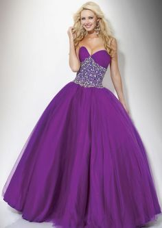 prom dresses | Purple prom dresses 2011 latest model to the grandest.
