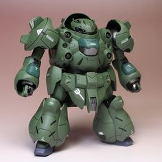 [Painted Build] HG IBO 1/144 GUNDAM GUSION: No.13 Big Size Images, Info http://www.gunjap.net/site/?p=287328