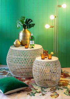 Ottoman, Vase, Interiors, Home Decor, Decoration Home, Room Decor, Vases, Decor, Home Interior Design