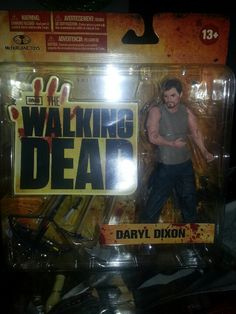 Daryl Dixon ♥ Team Zombie Apocalypse
