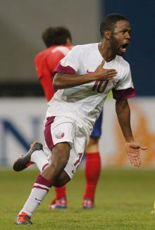 Khalfan Ibrahim - QATAR NATIONAL TEAM