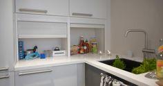 Lille køkken? Tænk kreativt