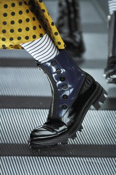 Miu Miu FW 2013 Fashion Show - Shoes