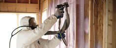 Properly insulating the home with self spray foam insulation can easily solve this costly problem. Spray foam insulation is used in a myriad of settings, from cold storage to construction.