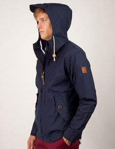 Penfield Gibson Jacket - Navy Blue ($100-200) - Svpply