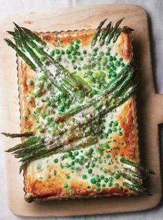 ~ Spring Green Tart