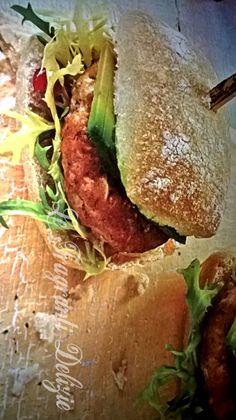 Hamburger di Tacchino   Le Fragranti Delizie
