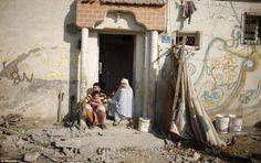 Israel denies targeting hospitals in Gaza strip | Mail Online