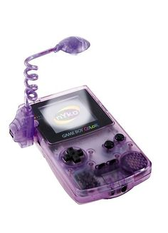 Remember when you needed a light for your Game Boy to game in the dark?