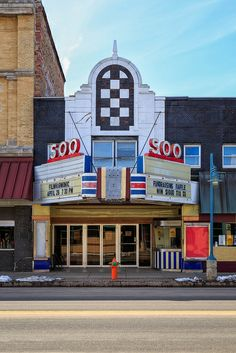Soo Theater -  Sault Ste. Marie, Michigan