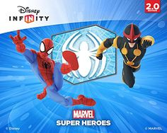 Disney INFINITY: Marvel Super Heroes (2.0 Edition) - Marvel's Spider-Man Play Set [Online Game Code] *** Click on the image for additional details.